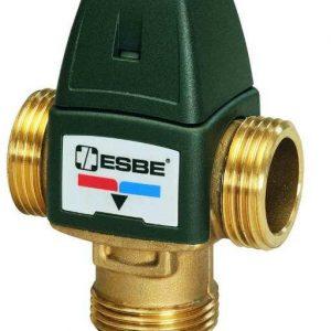 """ESBE VTA 322 (temp 20-43°С) клапан термостатический трехходовой 1"""" нар"""