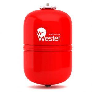 Бак расширительный для отопления WESTER WRV 24л