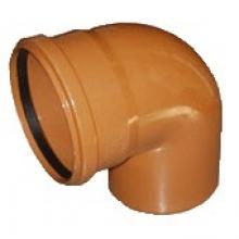 Уголок канализационный наружный 90° Armakan