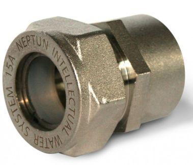 Муфта Stahlmann (Neptun) IWS (F) 20х3/4 НП EF